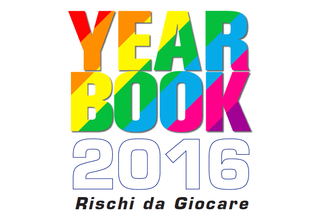 Tutti i dati sul gioco d'azzardo in Italia. YearBook 2016 del CNCA